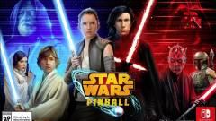 Star Wars Pinball - a teljes kollekció Nintendo Switchre költözik kép