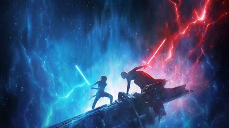Star Wars: Skywalker kora - Rey a Sötét Oldal felé fordulhat majd bevezetőkép