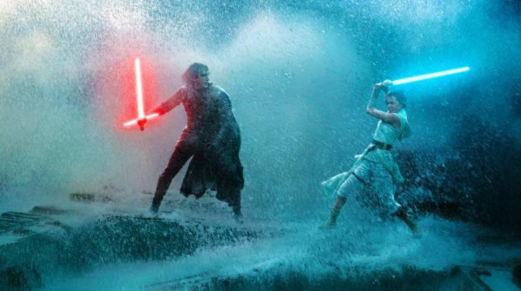 Rey sötét oldala is lelepleződik a Skywalker kora új szinkronos előzetesében kép