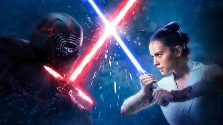 Látványos búcsút ígér a Star Wars: Skywalker kora végső szinkronos előzetese kép