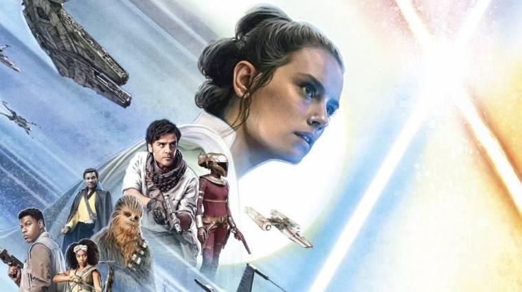 Megjöttek a Star Wars: Skywalker kora első értékelései, nem dicséri mindenki bevezetőkép
