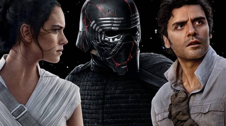 Szinte mindenki felsorakozott a Skywalker kora látványos karakterplakátjain kép