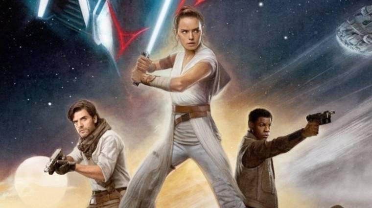 Star Wars: Skywalker kora - az eredeti trilógia hangulatát idézi meg ez az új poszter bevezetőkép