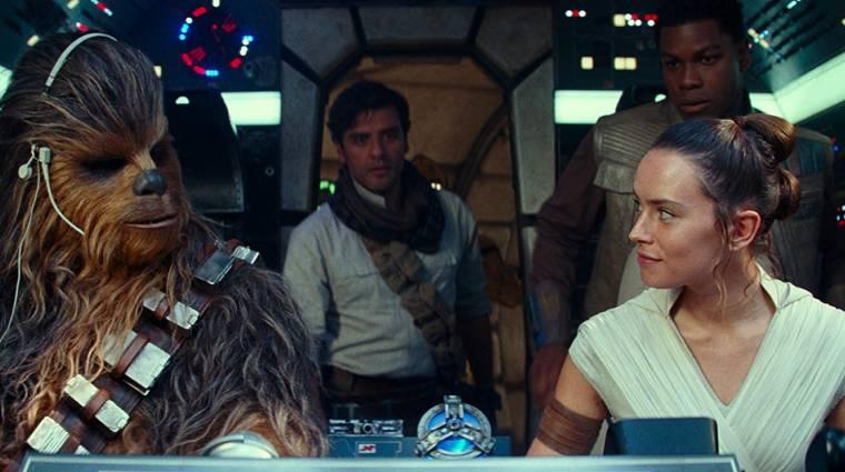 Fiával együtt nézhette meg egy halálos beteg rajongó a Star Wars: Skywalker korát bevezetőkép