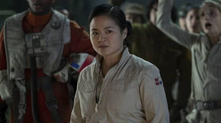 A Rose Ticót játszó színésznő is megszólalt Skywalker korában betöltött szerepe kapcsán bevezetőkép