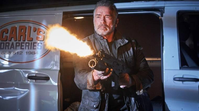 Terminátor: Sötét végzet - a rendező ellenezte, hogy digitálisan fiatalítsák meg Schwarzeneggert bevezetőkép