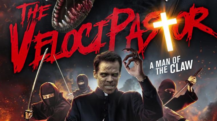 Napi büntetés: a pap, aki dinoszaurusszá változik, és megeszi a nindzsákat bevezetőkép
