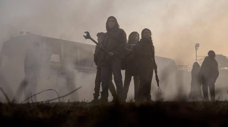 Hivatalos képeken a következő The Walking Dead-spinoff sorozat kép