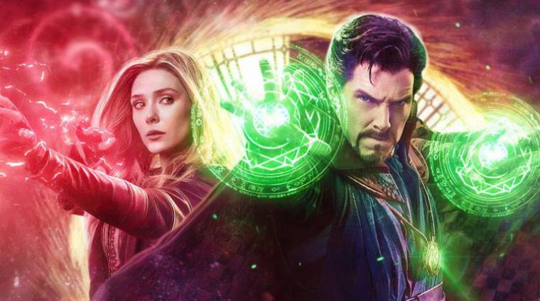 Doctor Strange már a WandaVision sorozatban is feltűnhet kép