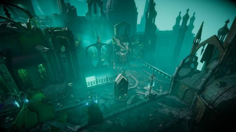 Warhammer Underworlds: Online - a virtuális világba költözik a kártyás játék bevezetőkép