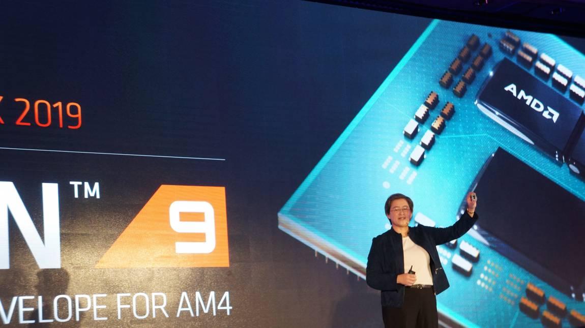 Az AMD elhozta Radeon RX5700-at és a Ryzen 9-et a Computex 2019-re kép