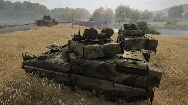Arma 3 Contact - hangulatos trailer kíséretében érkeztek meg az űrlények bevezetőkép