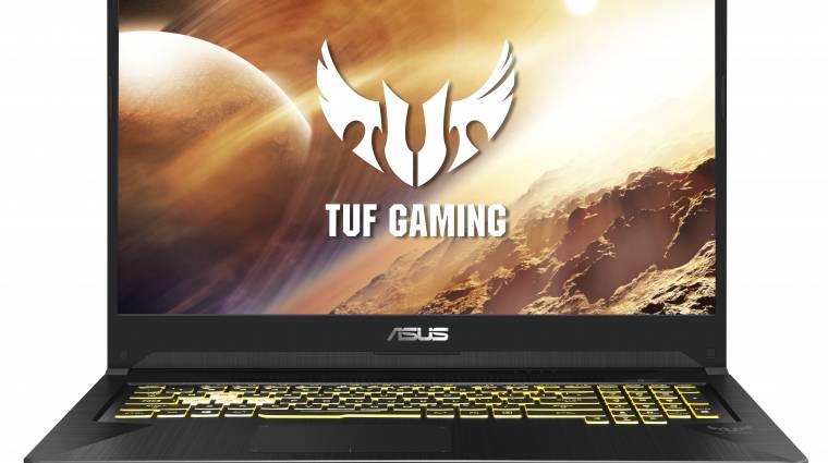 Asus TUF FX505 és FX705: pénztárcabarát gaming-teljesítmény bevezetőkép