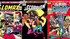 Filmek készülnek az Atlas Comics képregényekből, de mit is kell tudni erről a kiadóról? kép