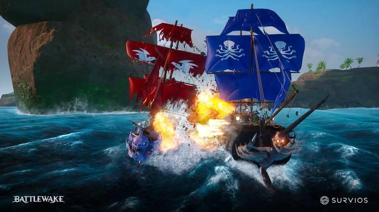 Battlewake - kalózos VR-játékot jelentettek be a Creed: Rise to Glory fejlesztői bevezetőkép