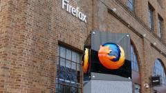 Brutálisan felgyorsult az új Firefox kép