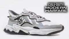 Különleges Call of Duty mintájú cipővel készül az Adidas kép