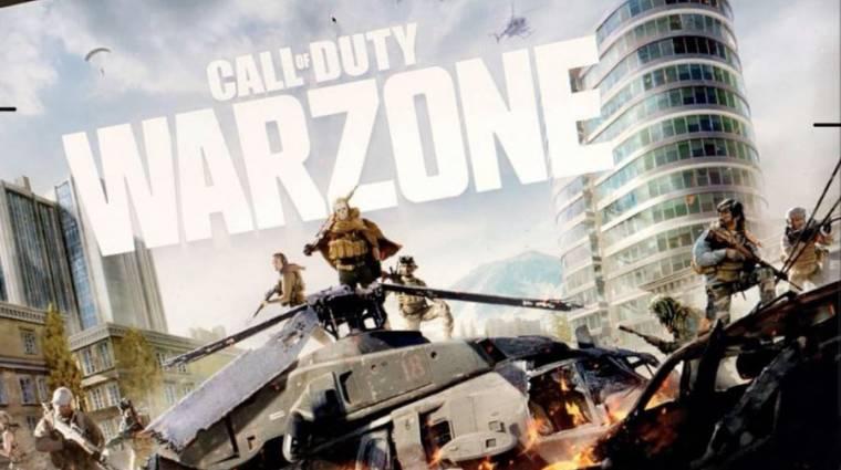 Az Activision keményen rámegy azokra, akik a Modern Warfare battle royale módját kiszivárogtatták bevezetőkép