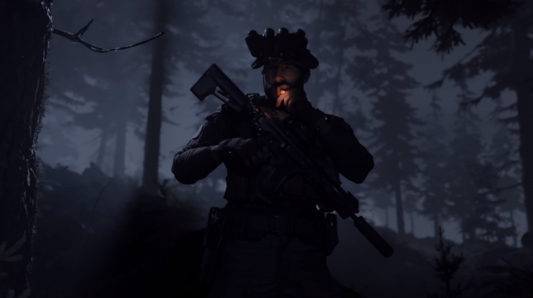 Így írta át a Call of Duty széria sztoriját az új Modern Warfare bevezetőkép