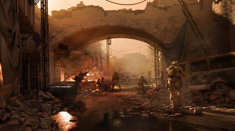Call of Duty: Modern Warfare - a nyílt bétára hangol az új előzetes bevezetőkép