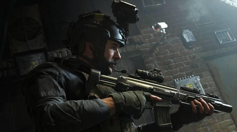Call of Duty soha nem fogyott még olyan mértékben egy év alatt, mint a Modern Warfare bevezetőkép