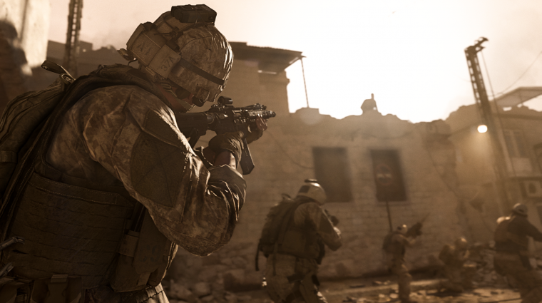 Call of Duty: Modern Warfare - a bétára kijavítják az alfateszt alatt kifogásolt funkciókat bevezetőkép