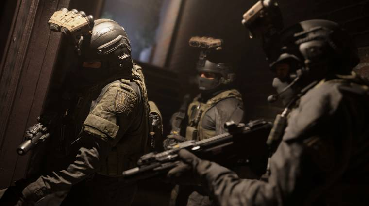 Call of Duty: Modern Warfare - képeket és érdekes infómorzsákat is kaptunk bevezetőkép