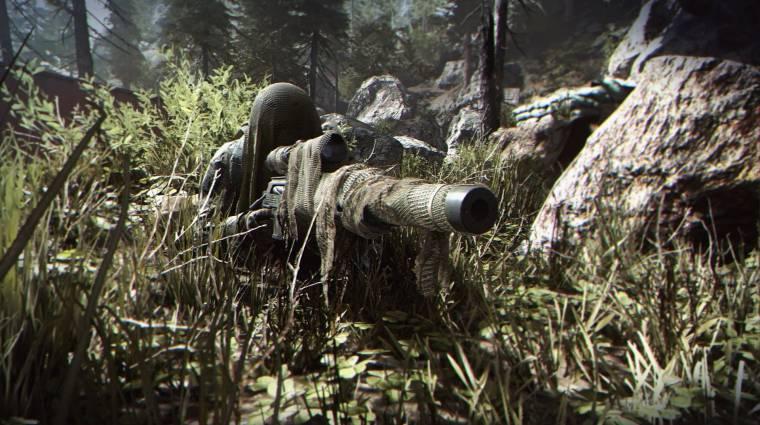 Gamescom 2019 - itt egy közel félórás Call of Duty: Modern Warfare PC-s gameplay bevezetőkép