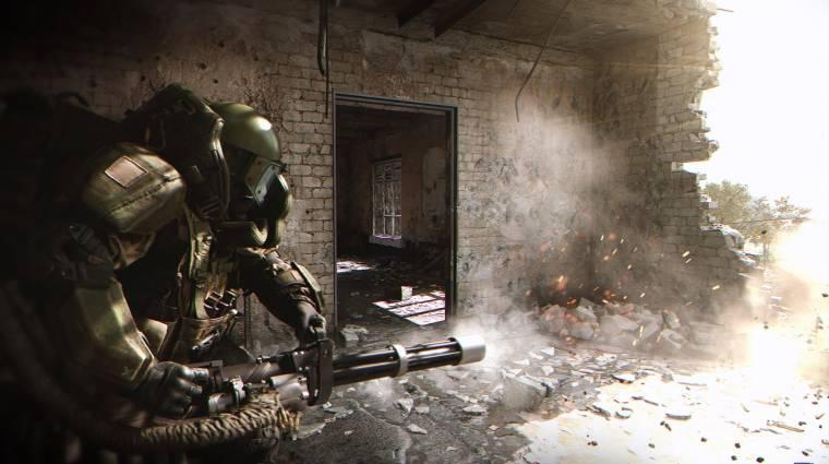 Call of Duty: Modern Warfare - néhányan már hozzájutottak bevezetőkép