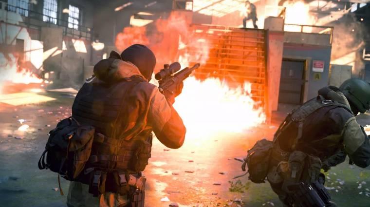 Call of Duty: Modern Warfare - PC-n a valaha volt legjobban startoló CoD lett bevezetőkép