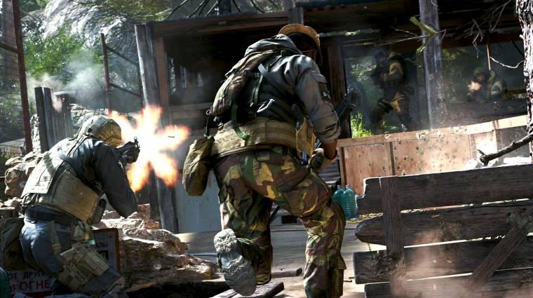 Call of Duty: Modern Warfare gépigény - három játék is elférne annyi tárhelyen, amennyit kér bevezetőkép