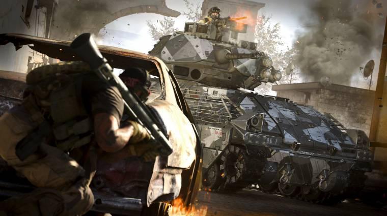 Call of Duty: Modern Warfare - dedikált szerverek is lesznek bevezetőkép