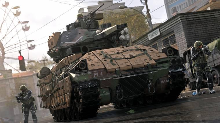 Call of Duty: Modern Warfare - a Sony nem hajlandó forgalmazni Oroszországban bevezetőkép