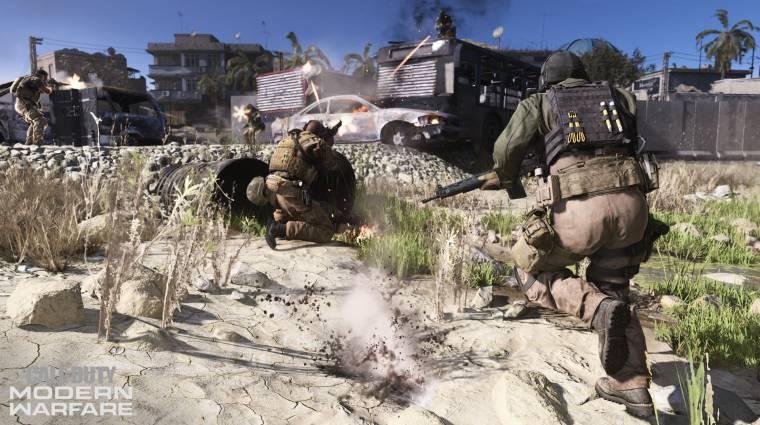 Call of Duty: Modern Warfare - úgy tűnik, hogy lesz cross-save is bevezetőkép
