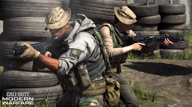 Még dobozosan is jobban kezdett a Call of Duty: Modern Warfare, mint a Black Ops 4 bevezetőkép
