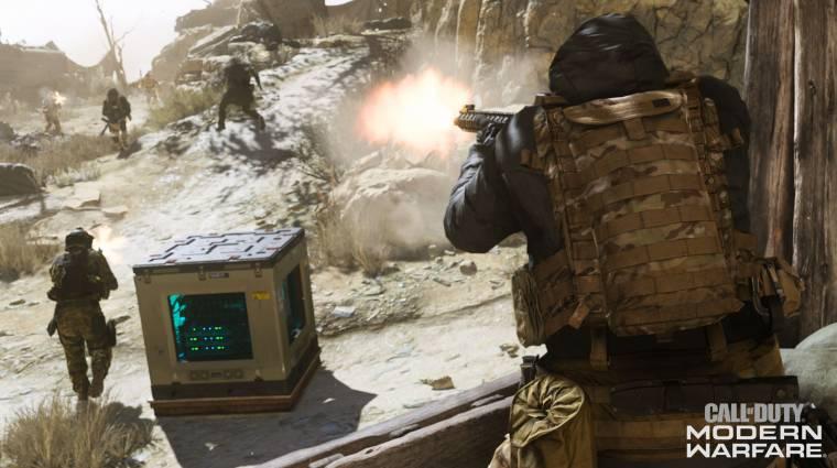 Call of Duty: Modern Warfare - a fejlesztők feje felett hozták meg a döntést a PS4-exkluzivitásról bevezetőkép