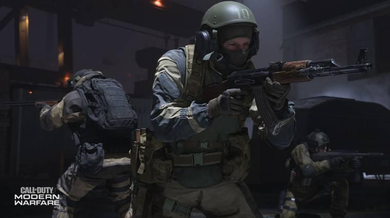 Call of Duty: Modern Warfare - a Special Ops is pörgős előzetest kapott (itt magyar felirattal nézhető) bevezetőkép