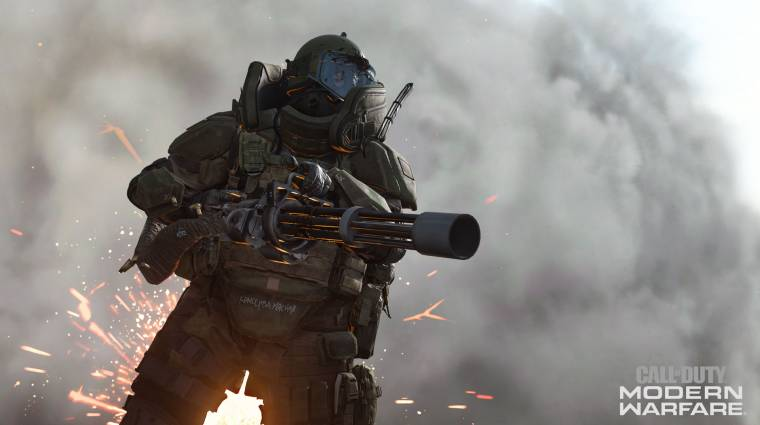 Call of Duty: Modern Warfare - Battle Pass rendszer lesz a loot boxok helyett bevezetőkép