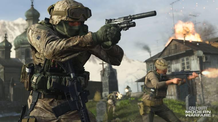 Call of Duty: Modern Warfare - miért lesz király a PC-s verzió? bevezetőkép