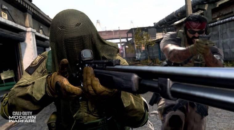 Call of Duty: Modern Warfare - újabb patchcsel próbálják helyretenni a 725-ös shotgunt bevezetőkép
