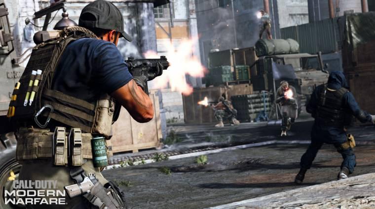Izgalmas új játékmóddal bővül a Call of Duty: Modern Warfare bevezetőkép