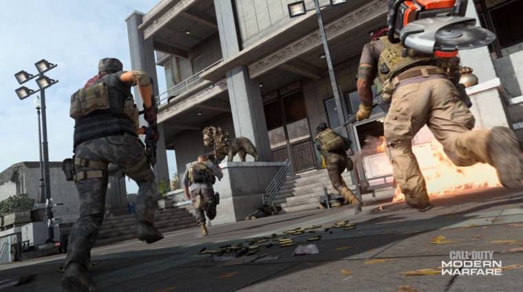Free-to-play lesz a Call of Duty: Modern Warfare battle royale módja bevezetőkép