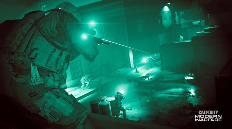 Egy glitch miatt már bejárható a Call of Duty: Modern Warfare battle royale térképe bevezetőkép