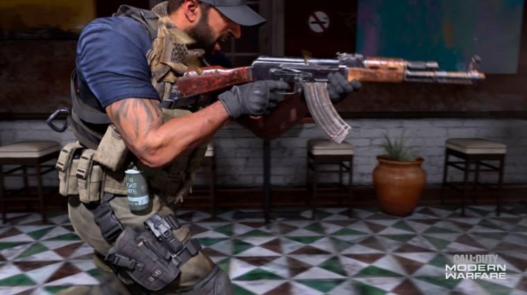 Ismét a Call of Duty: Modern Warfare áll a csúcson, de azért a FIFA 20 is dobogós maradt bevezetőkép