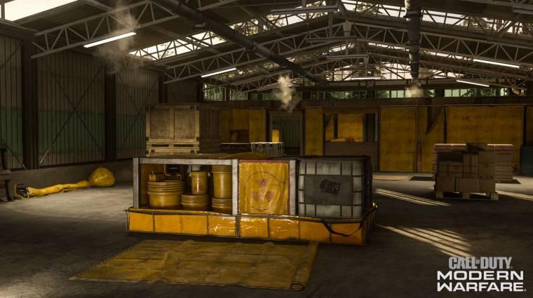 A Shipment a menő, és ez tönkreteszi a matchmakinget a Modern Warfare-ben bevezetőkép