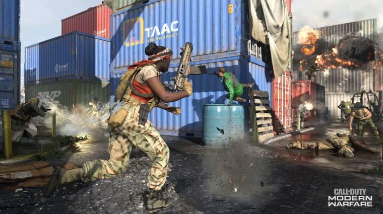 Tömeges tisztogatást végeztek a Call Of Duty: Modern Warfare-ben és a Warzone-ban bevezetőkép
