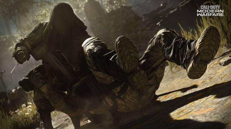 Így kell rendet tenni a Modern Warfare hibáit pofátlanul kihasználó játékosok között bevezetőkép