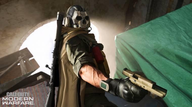 Elvileg két régi pályát is visszahoz a Call of Duty: Modern Warfare Season 3 bevezetőkép