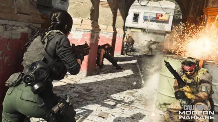 Hatalmas a Call of Duty: Warzone és MW új frissítése, de a játék kisebb lesz tőle bevezetőkép