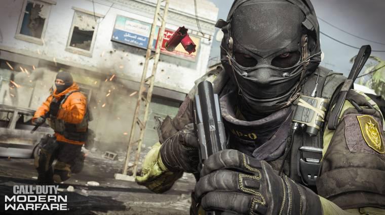 A Warzone mellett a Modern Warfare hagyományos többjátékos módja is ingyenes lesz a hétvégén bevezetőkép